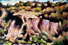 2012 - 60x70 Terra d'esilio